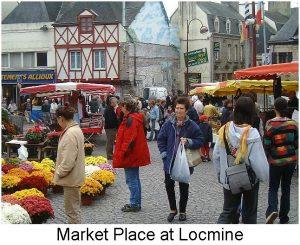 Locmine market