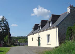 Self Catering Holiday Cottage in Brittany